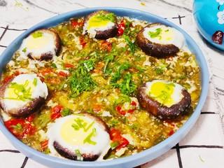 香菇鹌鹑蛋,这道美味的香菇鹌鹑蛋就做好了