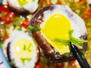 香菇鹌鹑蛋,看着是不是太诱人了