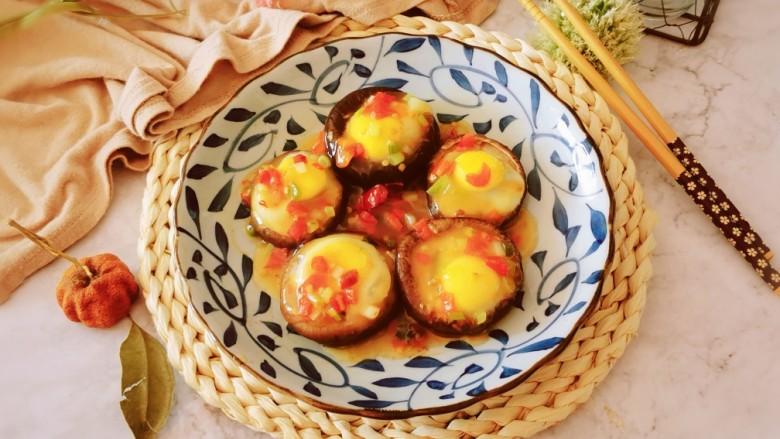 香菇鹌鹑蛋,鲜美的味道