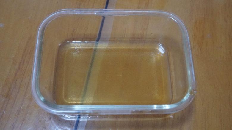 椰汁千层糕,简单四种材料,一次就学会!,水开后蒸5分钟左右,直至全透明且凝固