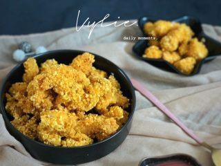 香香脆脆鸡米花