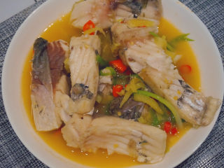燜煮草魚??