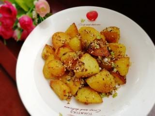 香酥小土豆