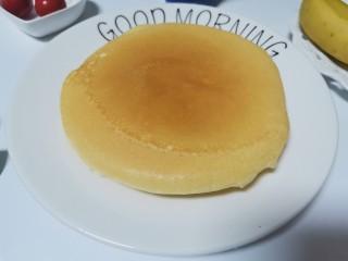 早餐能量包,营养美味,松软可口的松饼做起来