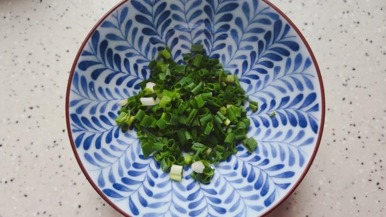 紫菜虾皮汤,<a style='color:red;display:inline-block;' href='/shicai/ 157'>小葱</a>我之前已经洗净切好了
