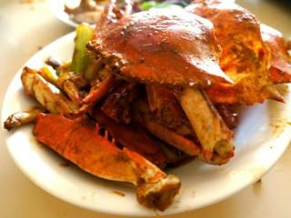 干锅香辣蟹