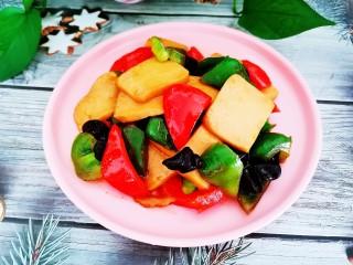素炒千叶豆腐