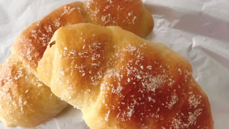 酸奶椰蓉面包卷