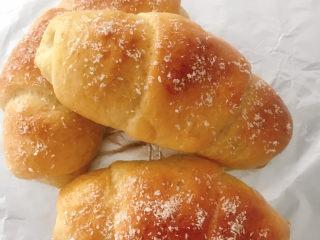 酸奶椰蓉面包卷,成品圖