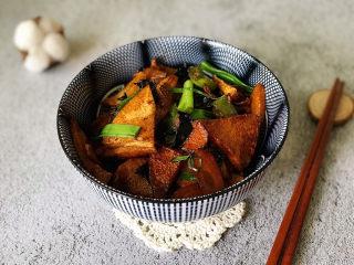 素炒千葉豆腐
