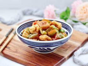 酱香包浆豆腐