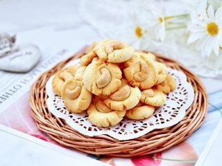 腰果酥小饼干