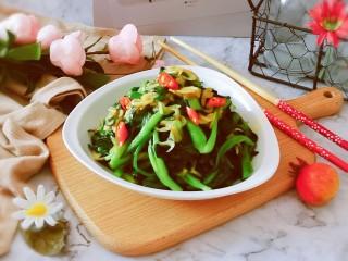 清炒雞毛菜