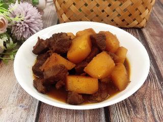 十三香牛腩土豆