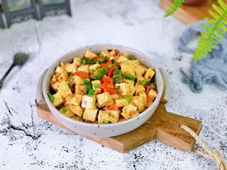家常燒豆腐