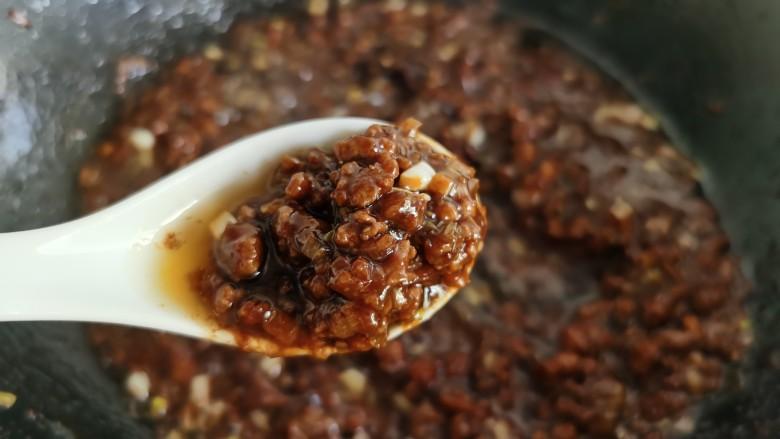 老北京炸酱面,做好的炸酱。