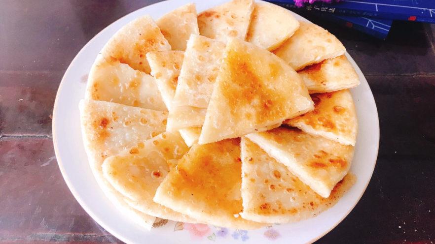 家常烙饼🥞千层酥饼