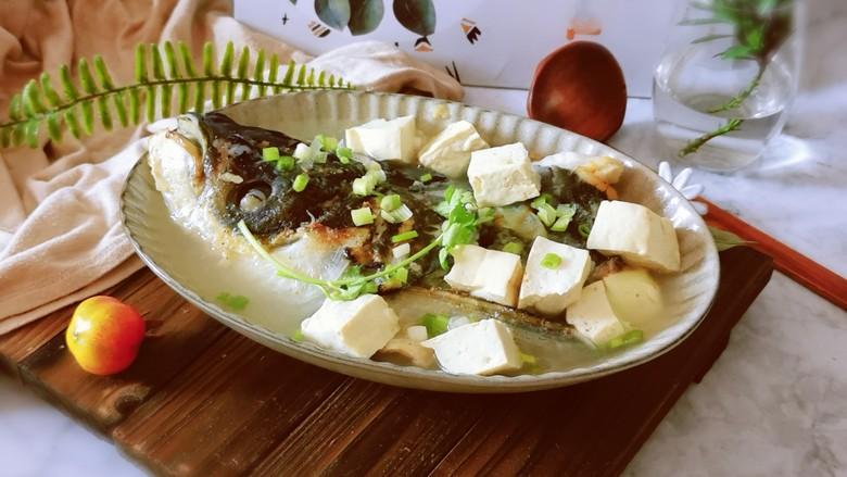豆腐鱼头汤