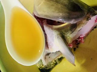 豆腐鱼头汤,加料酒