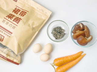 宝宝爱吃的营养丰富素包子(多种食材),准备食材
