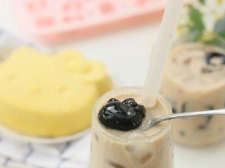 炒米珍珠奶茶