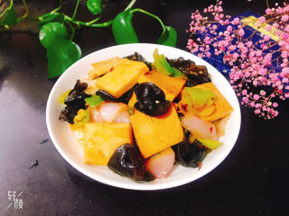 干鍋千葉豆腐