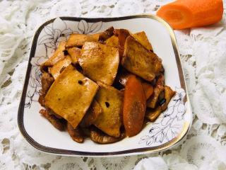 干锅千叶豆腐