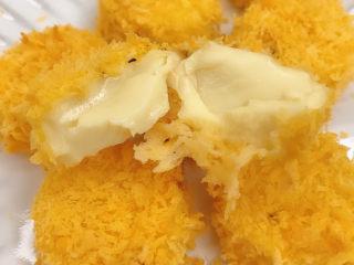 脆皮日本豆腐,外酥里嫩