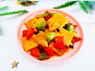 干锅千叶豆腐,干锅千叶豆腐成品图