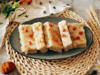 广式萝卜糕,软软的 香香哒 来一块吧。