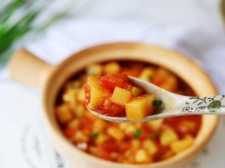 番茄土豆丁,图二