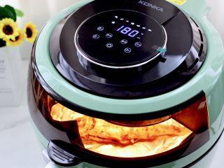 风味烧烤鱼,炸锅180度烤30分钟。
