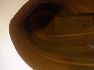 红豆粽子,两片粽叶摆平在一端对折成锥形