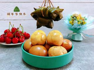 红豆粽子,搭配鸡蛋这样才是一个完美的端午节应该有的样子