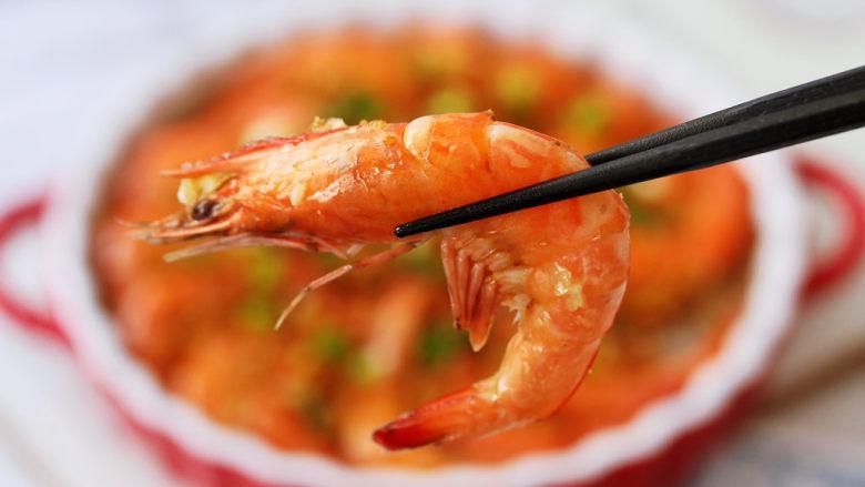 蒜蓉粉丝虾,图二