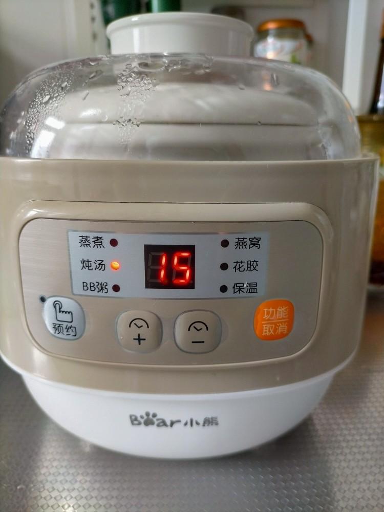麻辣鸭边腿,炖盅调节炖汤功能1.5小时