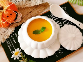 奶油南瓜汤,香浓美味