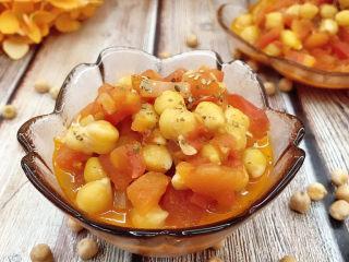 番茄鹰嘴豆