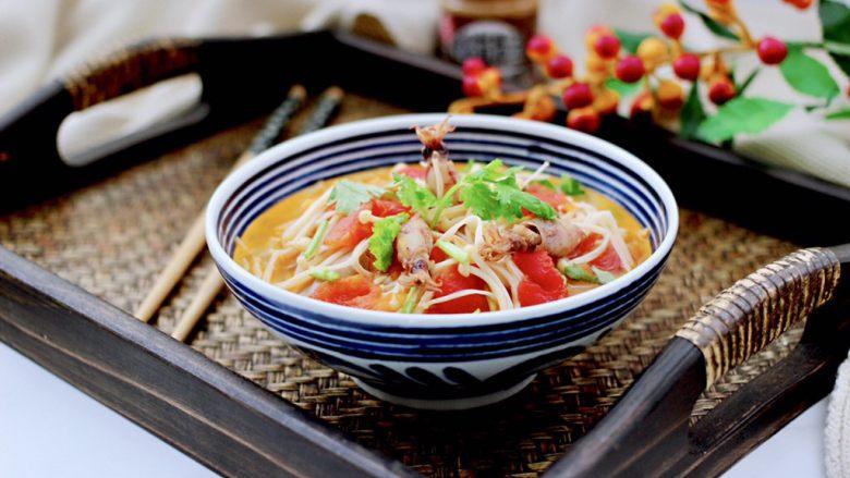 金针菇海兔汤