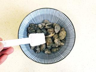 丝瓜花蛤汤,加一勺盐