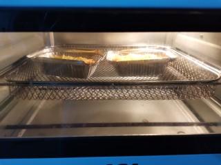 芝士焗南瓜,烤箱要提前预热。