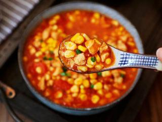 茄汁玉米鸡丁,图三