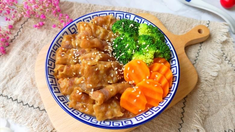 日式肥牛饭,关键是很好吃哦!