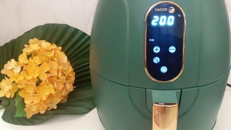 黄金鸡排,200度