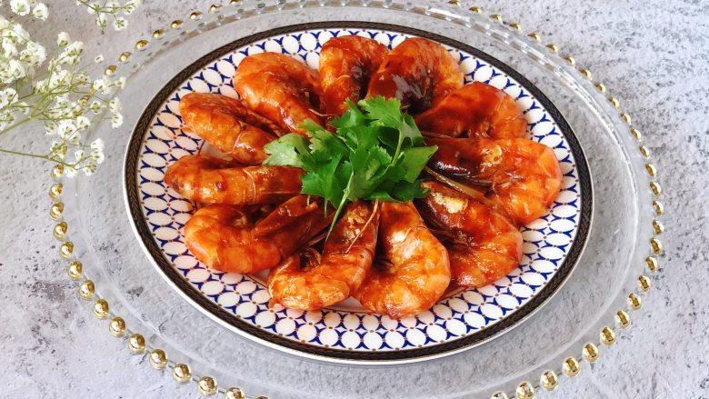 好吃到吮指的油焖大虾,颜值和口感并存的油焖大虾就做好啦!