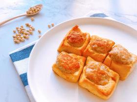 香菇肉末豆腐