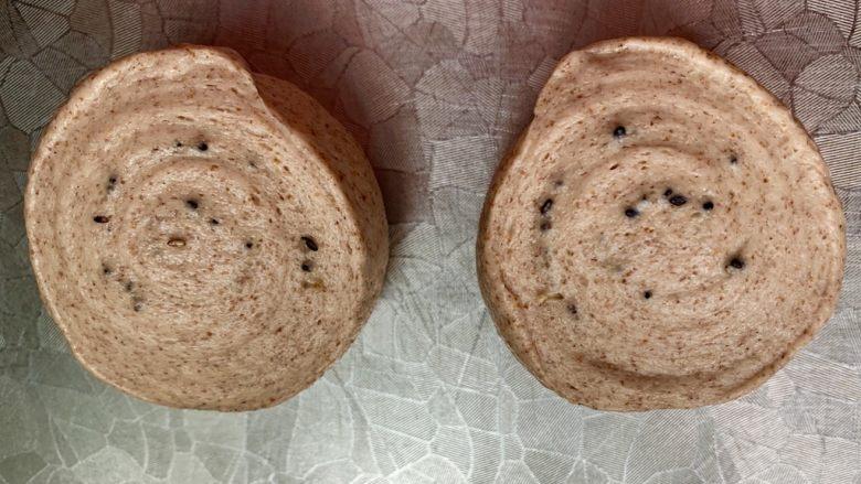 不一样的面包 蒸面包,二次发酵