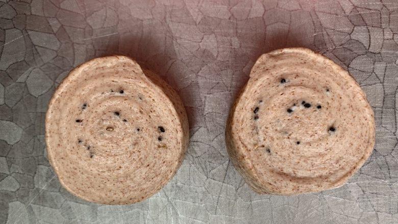 不一样的面包 蒸面包,整形