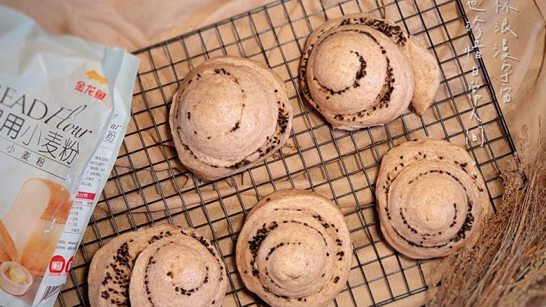 不一样的面包 蒸面包,分享