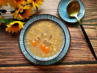 绿豆芋圆粥